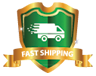 Our Fast Local Delivery & Nationwide Shipping Process.