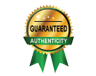 Our Authenticity & Double Money Back Guarantee