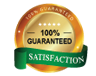 Our passion to 100% customer satisfaction is simple.
